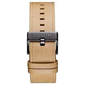 MVMT Mens Classic Series 24mm Sandstone Leather