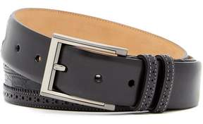 Mezlan Genuine Croc Diver Belt
