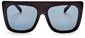 Quay Cafe Racer Square Sunglasses, 59mm