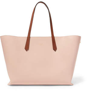 Givenchy Printed Leather Tote - Pink