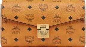 MCM Millie Flap Crossbody In Visetos