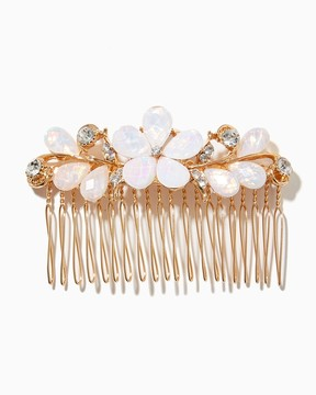 Charming charlie AB Flower Hair Comb