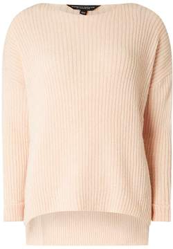 Dorothy Perkins Nude wide ribbed jumper