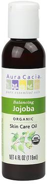 Aura Cacia Organic Skin Care Oil Balancing Jojoba