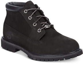 Timberland Women's Nellie Lace Up Utility Waterproof Boots Women's Shoes