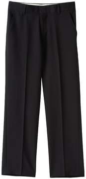 Chaps Boys 8-20 Husky Solid Stretch Dress Pants