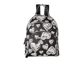 Betsey Johnson Triple Zip Backpack Backpack Bags