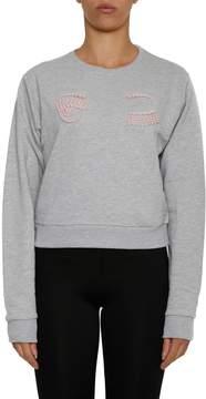 Chiara Ferragni Flirting Pearl Sweatshirt