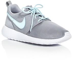 Nike Girls' Rosherun Lace Up Sneakers - Big Kid