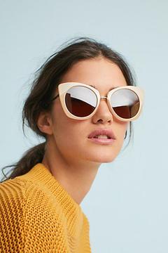 Anthropologie Mod Cat-Eye Sunglasses