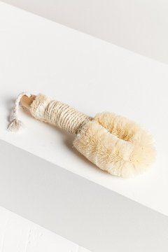 Baudelaire Sisal Bath Brush