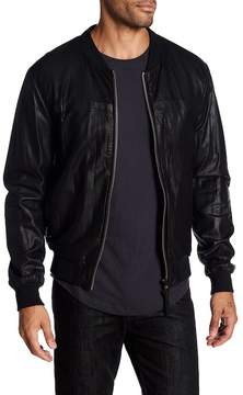 Mackage Boyd Perforated Leather Jacket