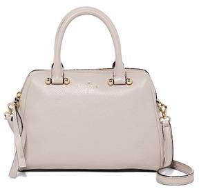Kate Spade Charles Street Mini Brantley Leather Shoulder Bag - BLACK - STYLE