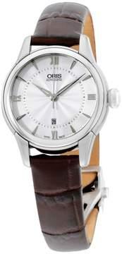 Oris Artelier 56176874071LSStainless Steel Date Automatic 31mm Mens Watch