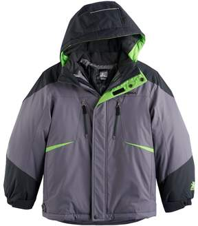 ZeroXposur Boys 8-20 Vector 3-in-1 Systems Jacket