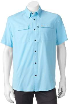 Coleman Men's Classic-Fit Performance Button-Down Guide Shirt