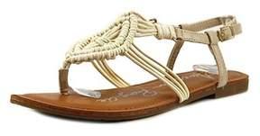 American Rag Womens Palima Open Toe Casual Flat Sandals.