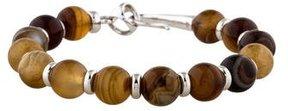 Di Modolo Icona Bead Dyed Agate Bracelet