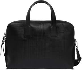 Loewe Goya Thin Saffiano Leather Briefcase