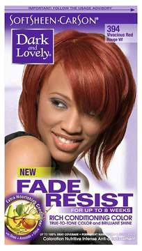 Dark & Lovely Dark and Lovely Fade Resist Permanent Hair Color Vivacious Red