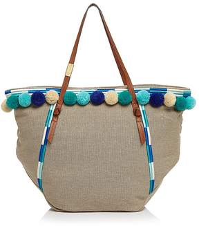 Foley and Corinna Coconut Island Beach Tote