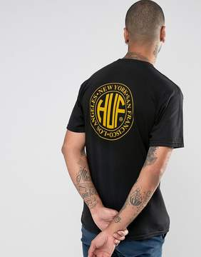 HUF Regional T-Shirt With Back Print