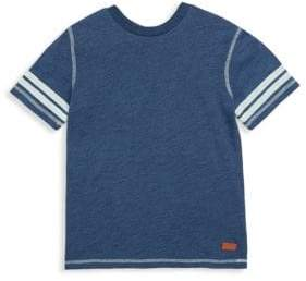 7 For All Mankind Little Boy's Striped Crewneck Tee
