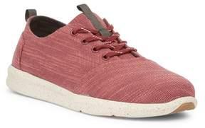 Toms Del Rey Slubby Cotton Sneaker