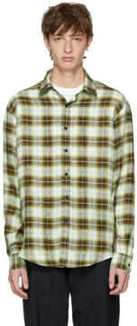 Hope Yellow Check Soft Shirt