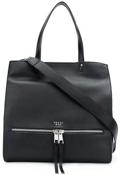 Tosca logo embossed tote