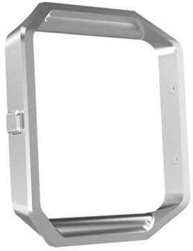 Fitbit Mignova Mingnova Blaze Accessory Frame, Stainless Steel Replacement Metal Frame For Blaze Smart Watch (Silver)