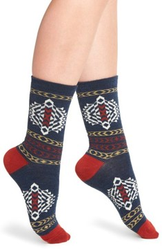 Pendleton Women's 'Tolovana' Merino Wool Blend Crew Socks