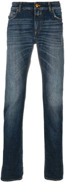Closed washed effect jeans