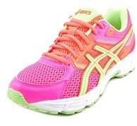 Asics Gel Contend 3 Ps Youth Round Toe Synthetic Pink Running Shoe.