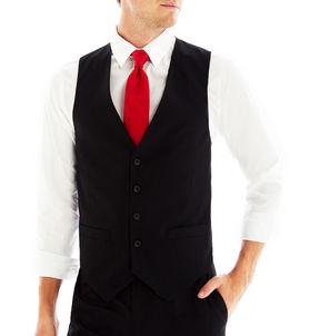 Asstd National Brand Billy London UK Black Suit Vest