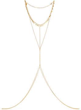 Chan Luu Gold-tone Body Chain