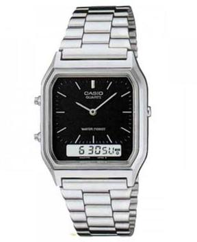 Casio AQ-230A-1D Men's Classic Watch