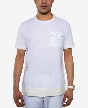 Sean John Men's Hybrid Pocket T-Shirt, Created for Macy's