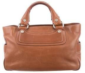 Celine Leather Boogie Bag