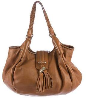 Gucci Medium Marrakech Shoulder Bag - BROWN - STYLE