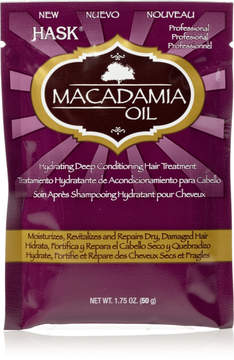 Hask Macadamia Oil Moisturizing Deep Conditioner Packette