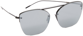 Oliver Peoples 30th Anniversary Zaine Mirrored Sunglasses