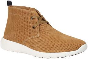 GBX Wheat Suede Amaro Hi-Top Sneaker - Men