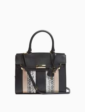 Calvin Klein patchwork tote bag