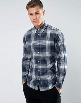Selected Shirt In Slim Fit Check Cotton