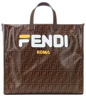 Fendi Logo-embellished shopper