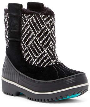 Sorel Tivoli II Faux Fur Lined Waterproof Pull-On Boot (Toddler & Little Kid)