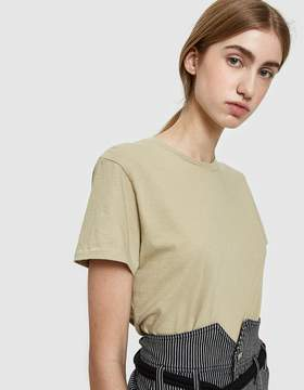 Creatures of Comfort Perfect Tee in Putty