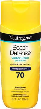 Neutrogena Beach Defense Sunscreen Lotion SPF 70