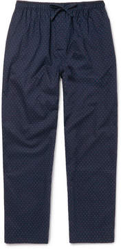 Derek Rose Nelson Cotton Pyjama Trousers